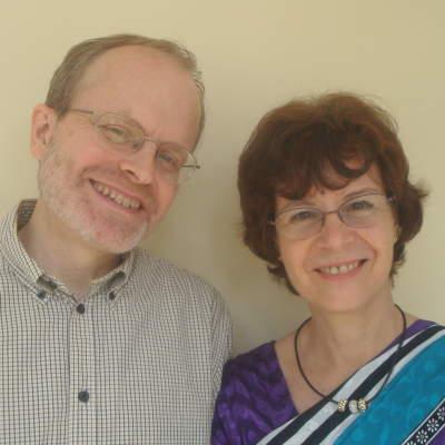Les volontaires du SME - Beryl et Jay