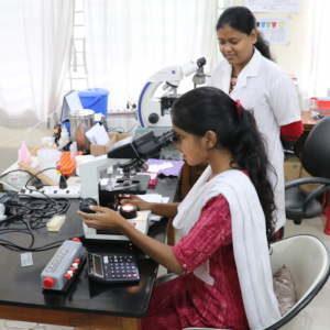 SME - Berufliche Weiterentwicklung Labor