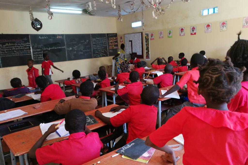 SME - Sénégal Ziguinchor classe